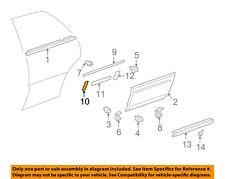 Lexus TOYOTA OEM 99-03 RX300 FRONT DOOR-Body Side Molding Pad 7569848010