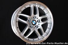 "5er BMW e39 M paquet Alufelge double rayons 71 jante 17"" wheel jante ruota rueda"