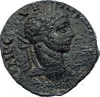 ELAGABALUS 218AD Antioch Authentic Ancient Original Genuine Roman Coin i66131
