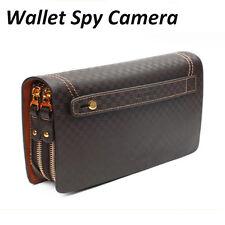 SPY Camera Bag Wallet in mano-motion DETECT registrazione 1080p FULL HD VIDEO/AUDIO