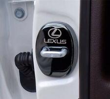 Stainless Steel Door Strikers Lock Buckle Cap Protective Cover For Lexus series