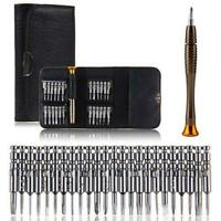 25 in1 Screwdriver Set Opening Repair Tool Kits For Mobile Phone Cellphone M3Z2