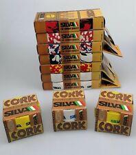 SILVA Cork Handlebar Ribbon Tape vintage NOS