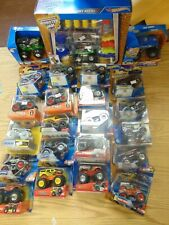 hot wheels monster jam 1:64 lot Of 23 GRAVE DIGGER AND MORE