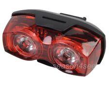 RAYPAL RPL 2230 3 Modus 1W LED Fahrrad Rücklicht Fahrrad Sicherheits Blitzen DE