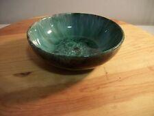 Vintqage Mid-Century Blue Mountain Pottery CANADA Bowl Drip Style Glazing