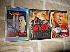 3 Die Hard: Die Hard (2DVD)A Good Day To Die Hard1DVDLive Free Or Die Hard 1DVD