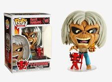 "Funko Pop Rocks: Iron Maiden - ""The Number of the Beast Eddie"" Vinyl #45981"