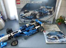 LEGO Racers Williams F1 Team Racer (8461) komplett mit OVP