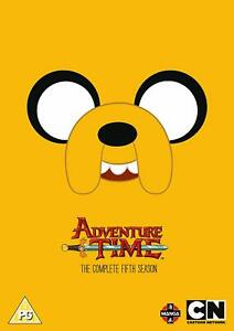 Adventure Time - The Complete Fifth Season DVD