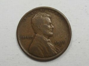KEY 1911-s Lincoln Wheat Penny. #57