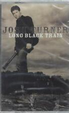 JOSH TURNER LONG BLACK TRAIN  Don't Mess Around With Jim NEW CASSETTE TAPE