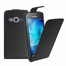 Leather Mobile Phone Accessories For Samsung Galaxy Xcover 3 - Case Cover Pouch