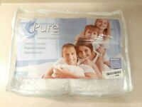 Pure Brands Mattress Topper and Pad Cover Extra Thick Luxury Down Alternative Pi