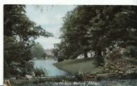 Bedfordshire Postcard - The Gardens - Woburn Abbey    BH5865