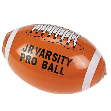 Inflatable Football Accessory Fun Novelty Costume Blow Up NFL Play Prop