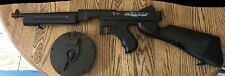airsoft rifle electric Tommy Gun
