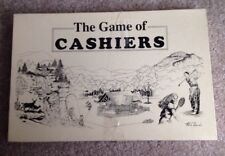 1997 THE GAME OF CASHIERS BOARDGAME, CASHIERS, NC BOARD GAME, NORTH CAROLINA