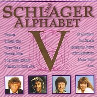 "DAS SCHLAGER ALPHABET "" Buchstabe V "" CD Neu & OVP MCP"