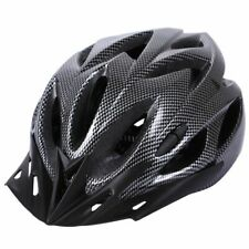 Carbon Bicycle Helmet Bike MTB Cycling Adult Adjustable Unisex Safety Helmet M8Q