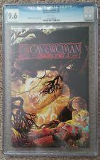 CGC 9.6 Cavewoman #3 Origin Of Cavewoman Part 1 Budd Root