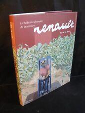Yvon Le Bras: Jean Renault (beau livre de peinture) Bretagne (Coop Breizh) 2004