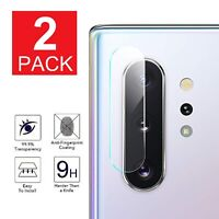 2X Tempered Glass Rear Camera Lens Protector for Samsung Galaxy Note 10/10+ Plus