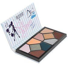 Coastal Scents Passport to Rio De Janeiro 10 Eyeshadow Makeup Palette, 3 Ounce