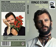 RINGO STARR  -Beatles - Anthology Vol.2 -1978-2016 (3 CD+1 DVD ) BOX Set