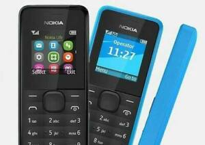 Nokia 105/1050 Mobile Phone Ultra-long Time Standby Color Phone Multilingual