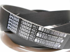 Serpentine Belt  1380K8 8PK3505  Serpentine, 8-Rib, 137.75 in.