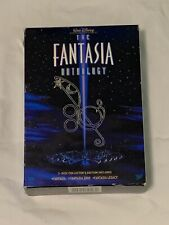 Walt Disney Fantasia Anthology (Dvd,3-Disc Collector's Edition)- Legacy/2000