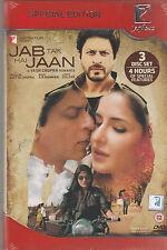 jab tak hai Jaan - shah Rukh Khan , katrina [3 Dvd set] Yashraj   1st Edition