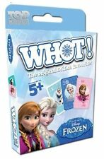 Whot! - Frozen - Card Game - Australia only