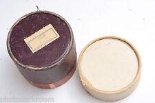 """Carl Zeiss Jena 3"""" Lens Case - Paperboard - VINTAGE J16H"""