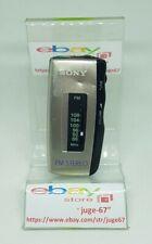 Sony Walkman SRF-M53F FM Stereo Sony Tested & Working.
