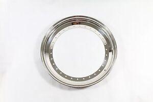 """BBS RS/RM 15""""x2.5"""" Outer Lips Aluminium 30 Bolt Hole"""