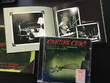 Counting Crows:Recovering The Satellites (Limited Edition) CD+ Booklet Oz Seller