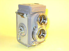 Yashica 44 - vintage, purple TLR perfectly working...