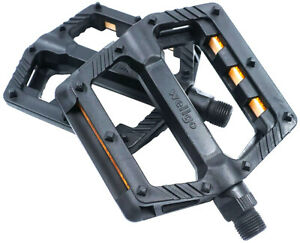 WELLGO B239 Bicycle bike Pedals  Plastic pedals 9/16