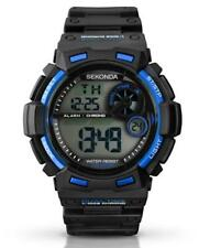 Sekonda 1035 Gents Digital Chronograph 100m WR Watch 2yr Warranty RRP £44.99