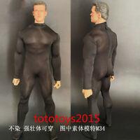 Noir dailymall Ceinture /à L/échelle 1//6 pour 12  Enterbay TC Dragon Male Figure Body Accessories