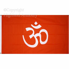 5' x 3' FLAG Hindu Hinduism India Large Flags Religious Religion New ft