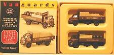 VANGUARDS WV2002 Whitbread Commercilal 50s and 60's