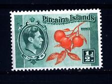PITCAIRN ISLANDS - ISOLE DI PITCAIRN - 1940 - Colonie britanniche. Re Giorgio VI