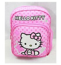 "NWT Sanrio Hello Kitty Mini  Backpack School Bag 10"" for Kids and Toddlers"