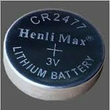 20 × CR2477 TIANTAN Lithium Primary Battery Brand New Factory Direct Bulk