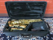 Yamaha YAS575AL Allegro Alto Sax Used w/ New Case, Free Shipping In U.S.
