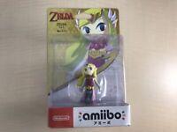 Nintendo 3DS Amiibo Zelda (The Wind Waker) (The Legend of Zelda Series)-Japan