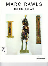 MARK RAWLS His life: His Art - NICE Ex-Library Book Cover Fay Thornton Rawls